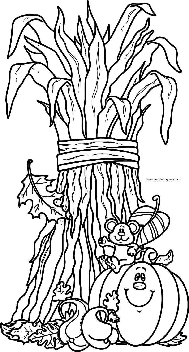 pumpkin and leaves coloring pages fall cartoon mouse pumpkin coloring page fall coloring pumpkin and pages leaves coloring
