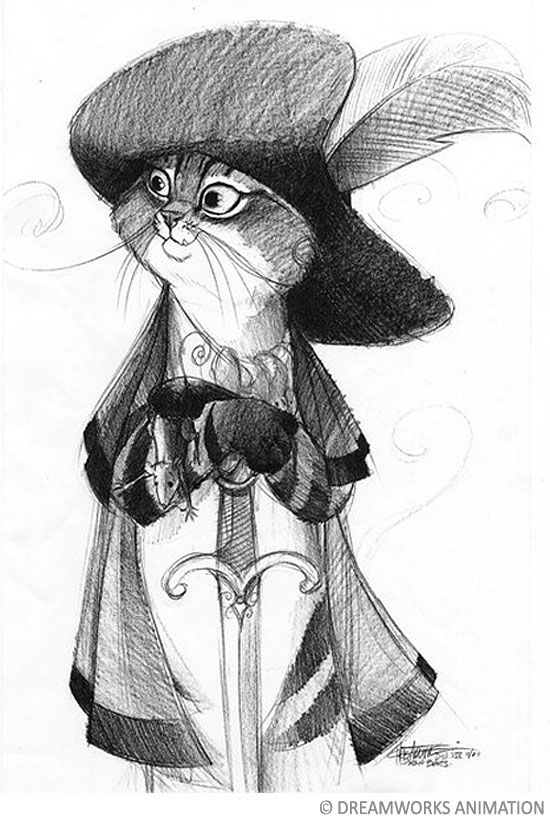 puss in boots drawing puss in boots by yurchan on deviantart in puss drawing boots