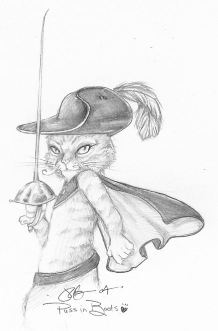 puss in boots drawing puss in boots hoots loots roots doodles and jots puss drawing boots in