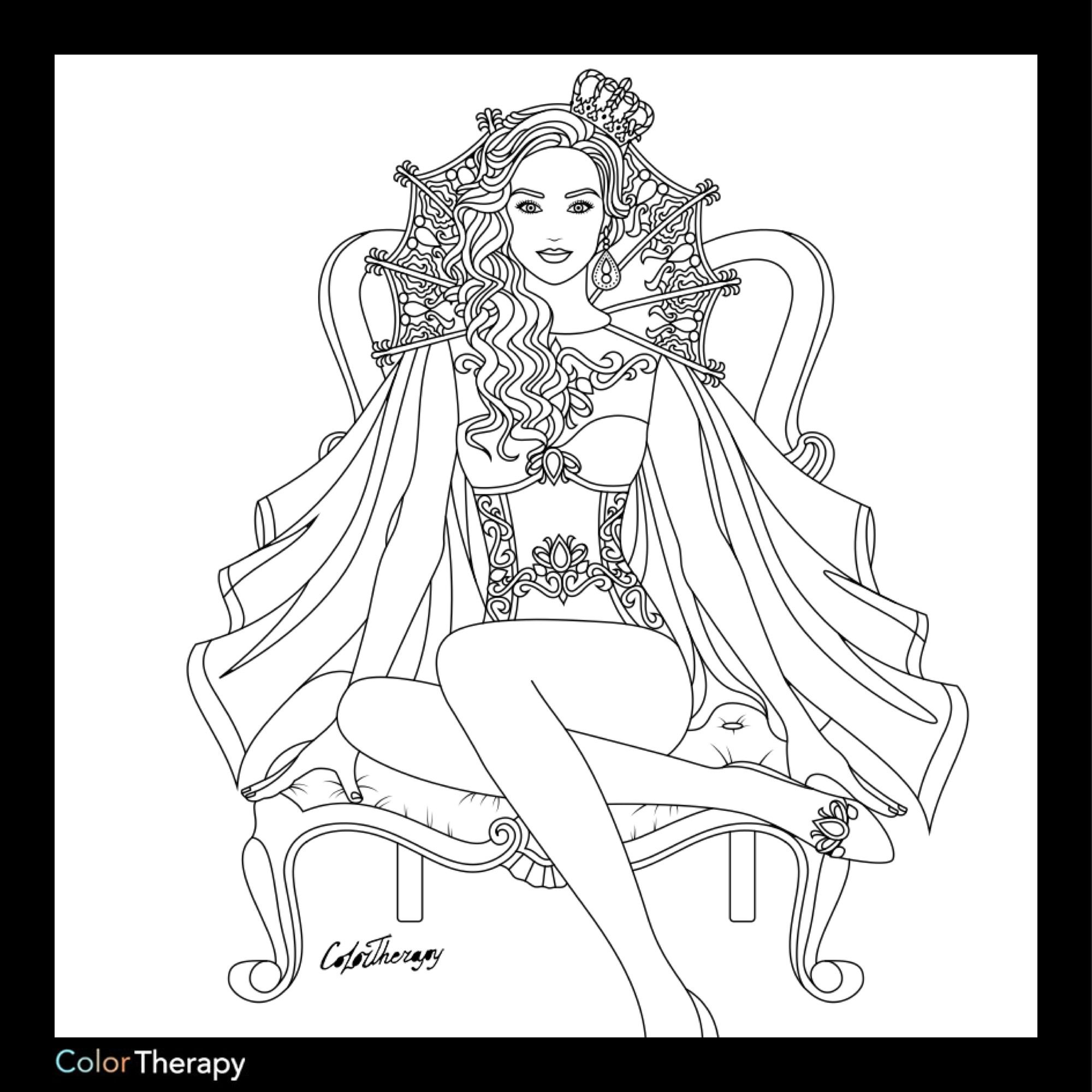 queen coloring pictures beauty queen coloring page mermaid coloring pages pictures queen coloring