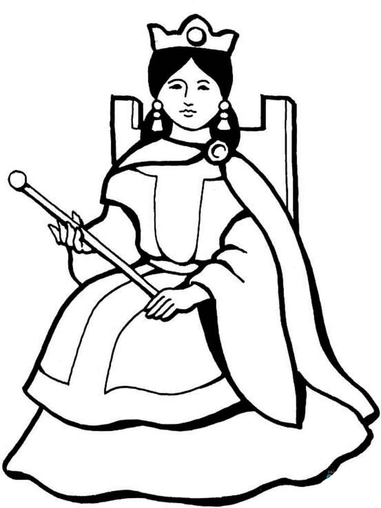queen coloring pictures queen coloring pages pictures whitesbelfast coloring pictures queen