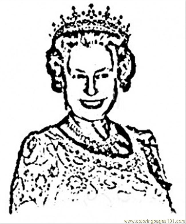 queen coloring pictures royal queen coloring page free great britain coloring queen pictures coloring
