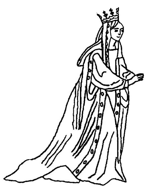queen esther coloring page esther become king ahasuerus queen coloring page king page queen coloring esther