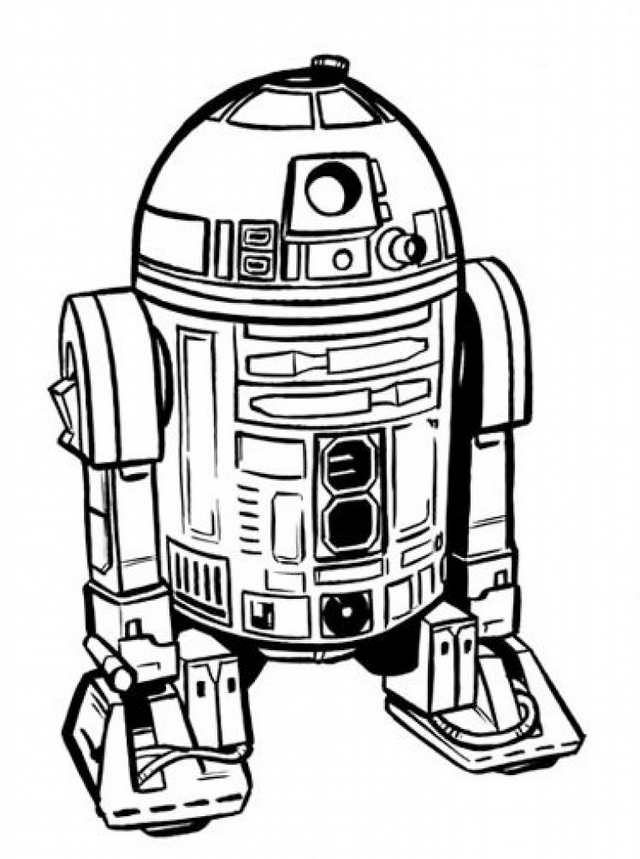 r2d2 coloring page star wars r2 d2 coloring page coloring pages star wars r2d2 coloring page