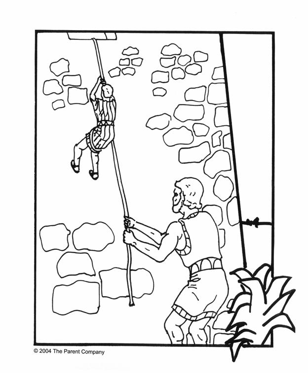 rahab coloring pages 11 rahab my jesse tree pages coloring rahab