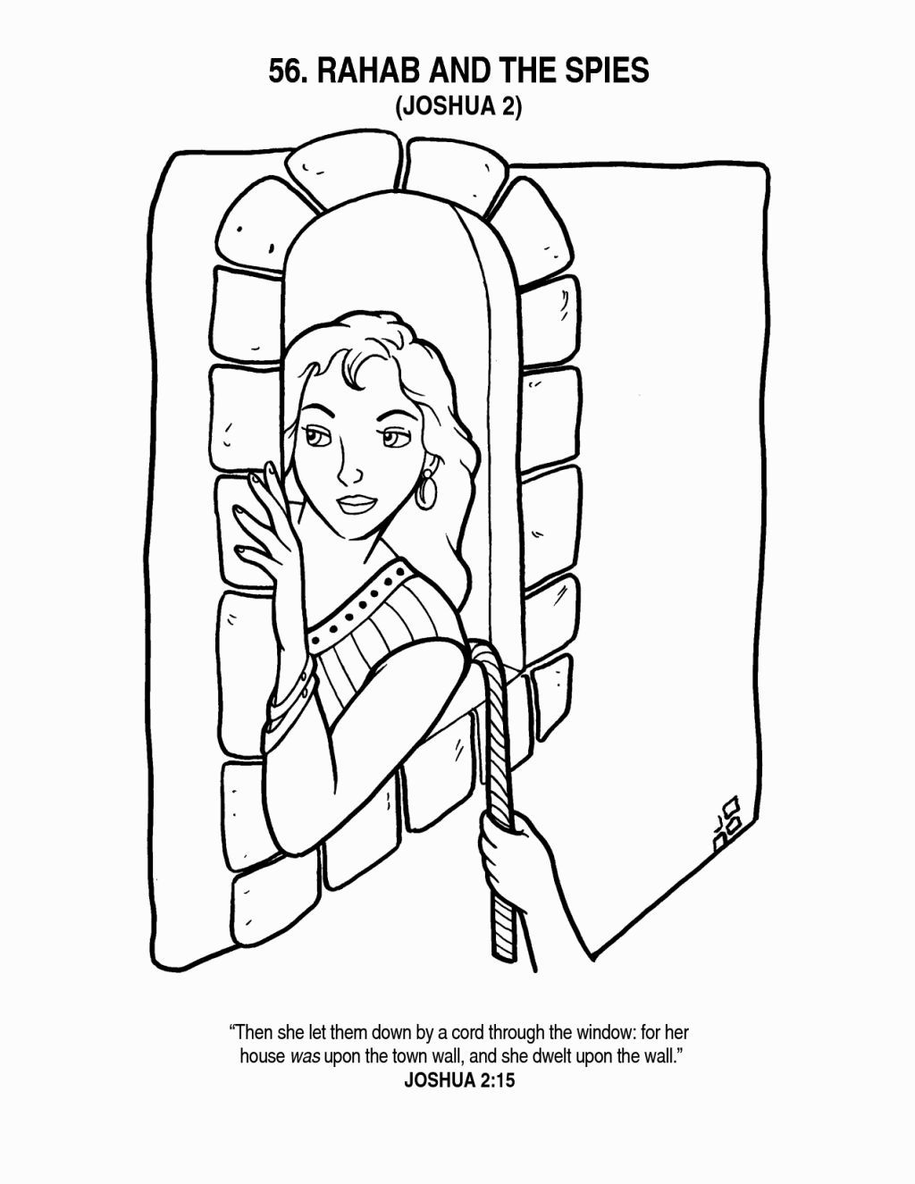 rahab coloring pages coloring page for rahab coloring home pages coloring rahab