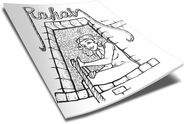 rahab coloring pages rahab and the spies coloring page sketch coloring page coloring rahab pages