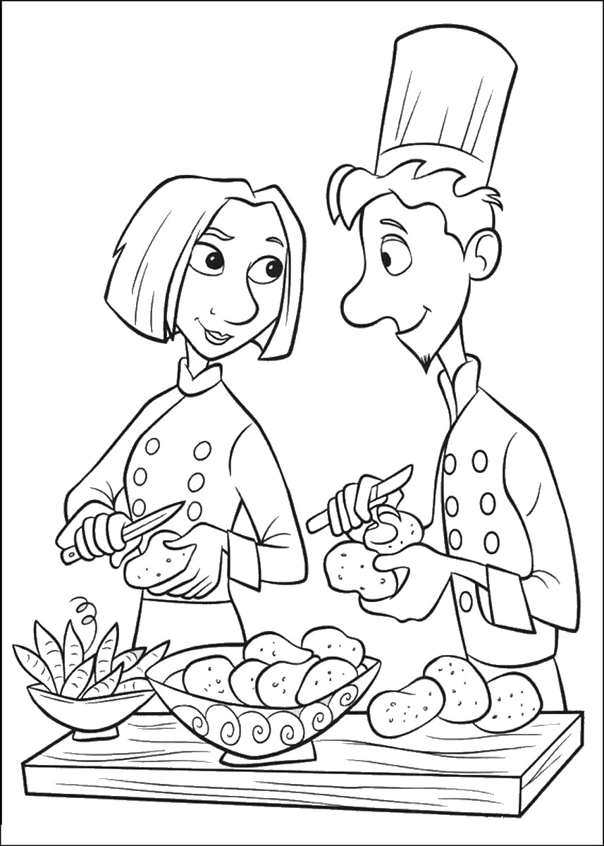 ratatouille coloring pages kids n funcom 55 coloring pages of ratatouille ratatouille pages coloring