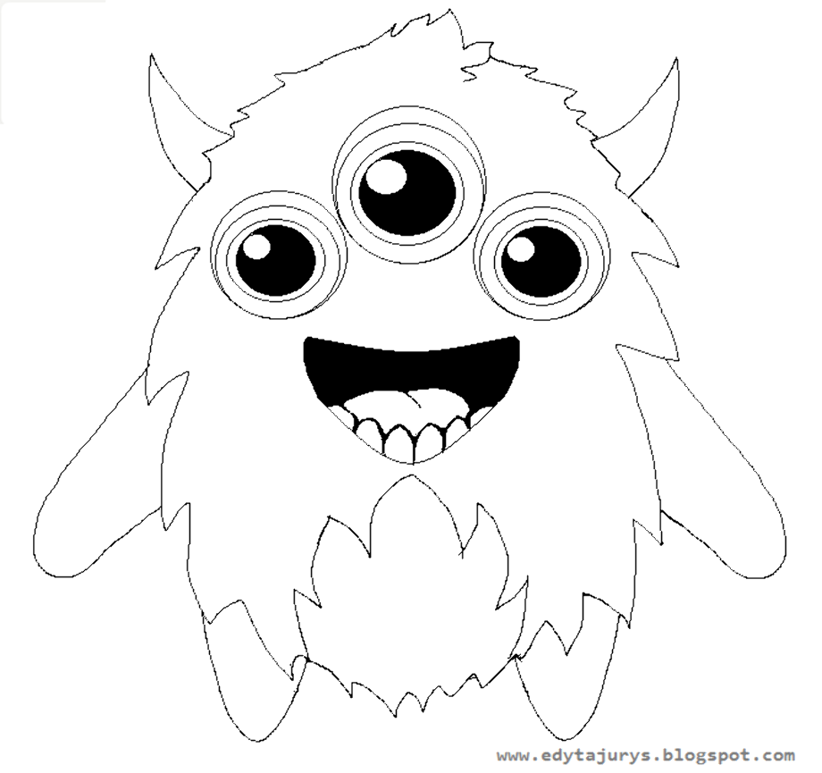 realistic monster coloring pages monster colouring pages for kids send us your child39s realistic coloring monster pages