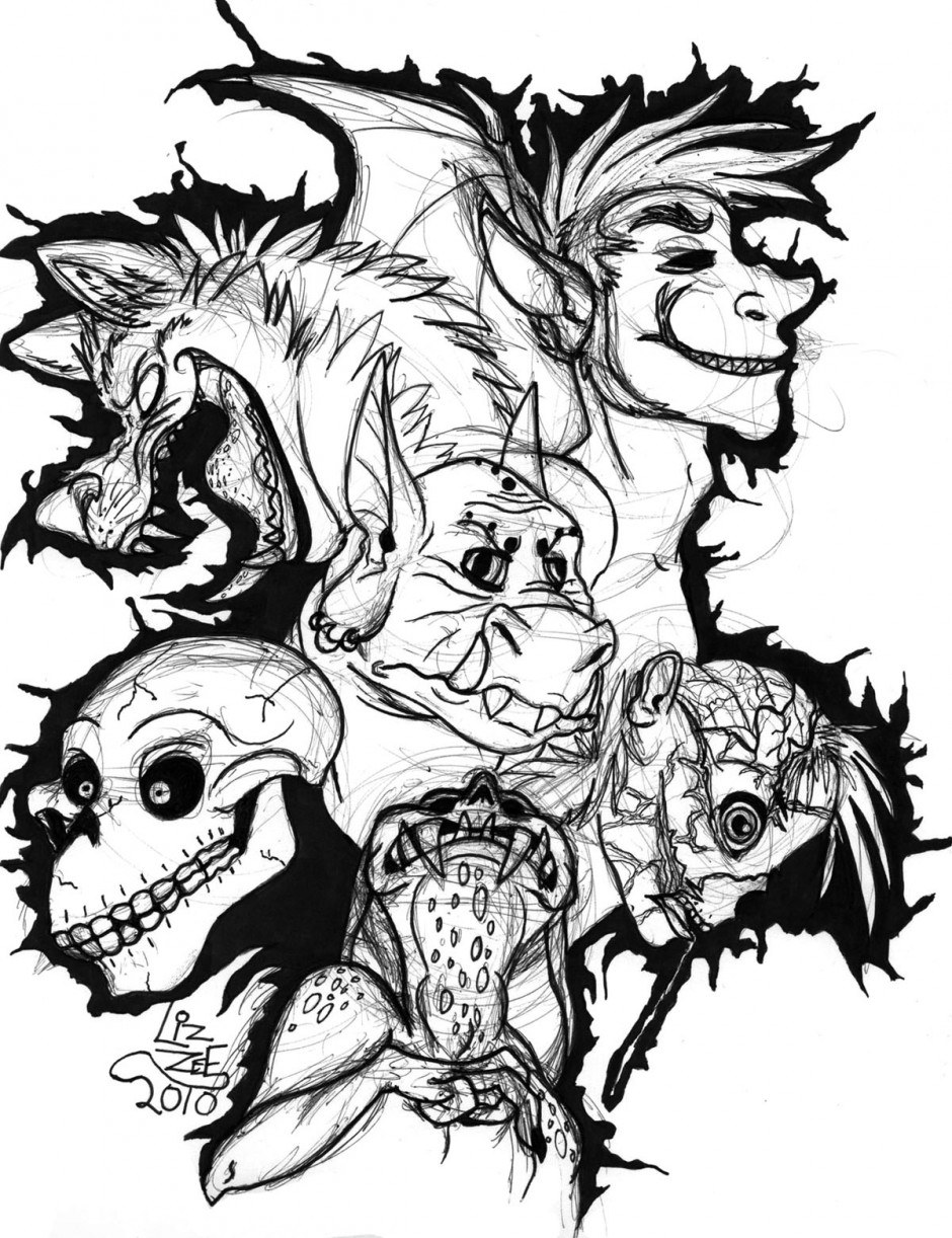 realistic monster coloring pages pumpkin color realistic coloring pages monster realistic coloring pages