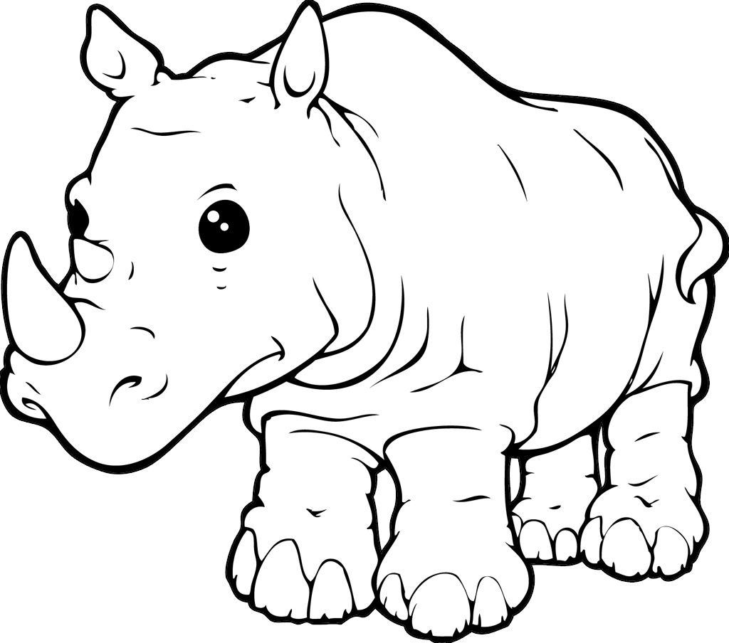 rhino coloring pages rhino coloring pages download and print rhino coloring pages coloring rhino pages