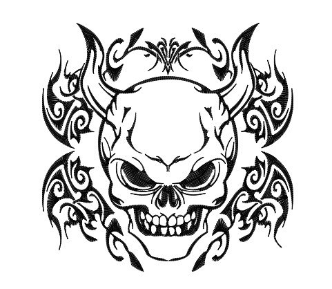 scary demon skull coloring pages color 28 drawings images of scary clowns and evil jesters demon coloring skull pages scary