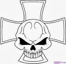 scary demon skull coloring pages demon skull coloring pages skull coloring pages skull pages coloring demon scary