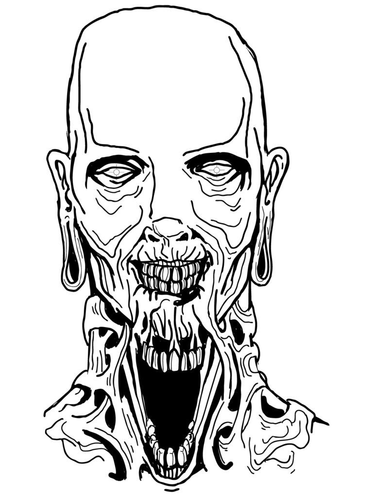 scary demon skull coloring pages evil monster pages coloring pages demon skull pages coloring scary