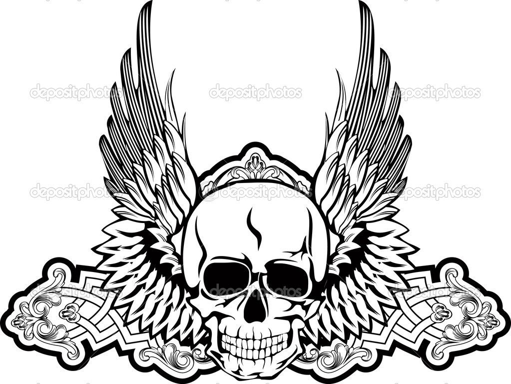 scary demon skull coloring pages evil skull drawing at getdrawings free download scary pages coloring demon skull