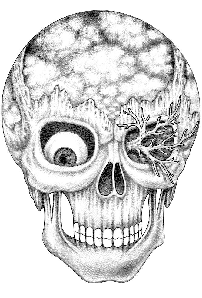 scary demon skull coloring pages image result for evil demon coloring pages pen art gel skull demon coloring scary pages