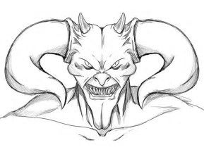 scary demon skull coloring pages pin on projects to try pages coloring skull scary demon
