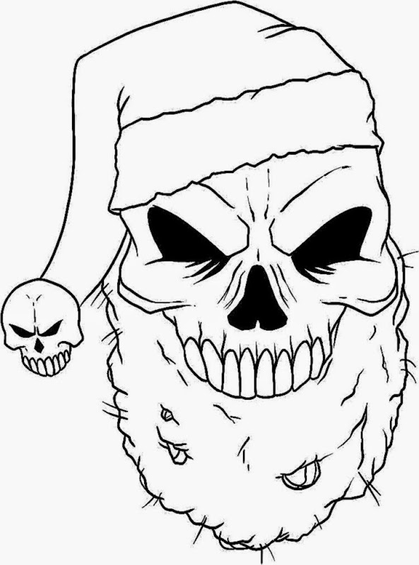 scary demon skull coloring pages scary demon skull coloring pages coloring pages skull coloring scary pages demon