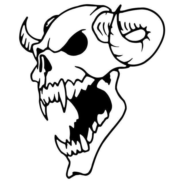 scary demon skull coloring pages screaming skulls scary gothic tattoo skulls gore skull demon coloring scary skull pages