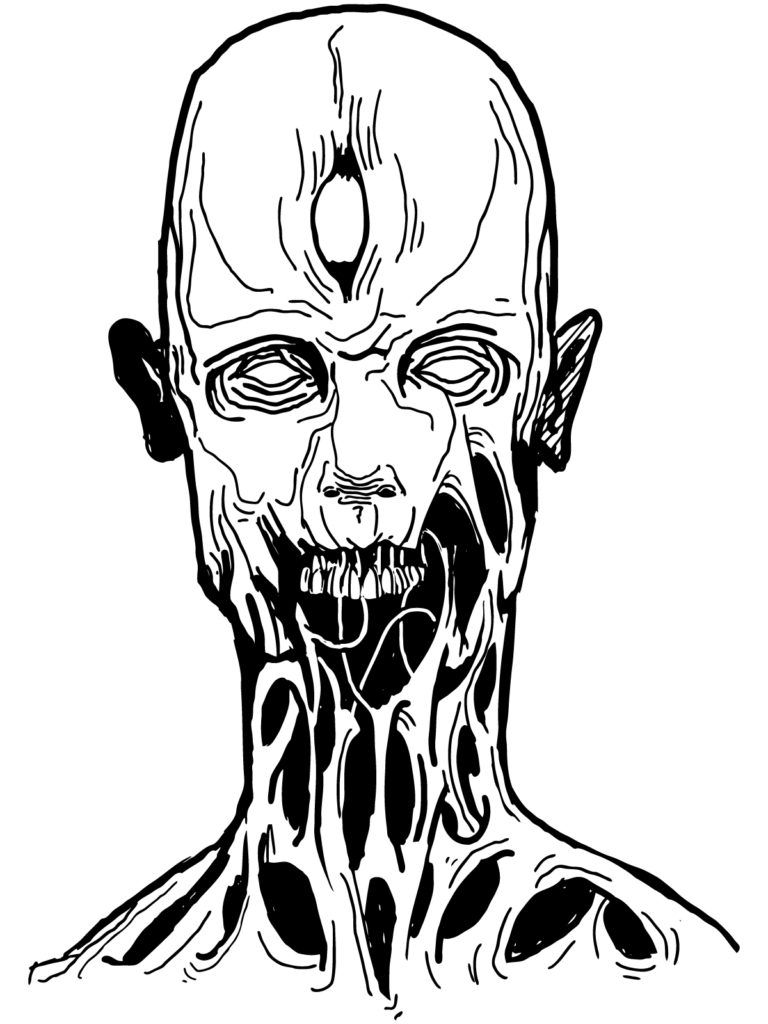 scary demon skull coloring pages screaming skulls scary gothic tattoo skulls gore skull skull coloring demon pages scary