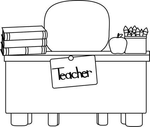 school desk coloring pages back and white teacher39s desk clip art back and white pages school desk coloring