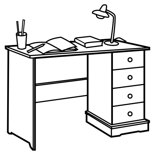 school desk coloring pages desk coloring pages pages desk coloring school