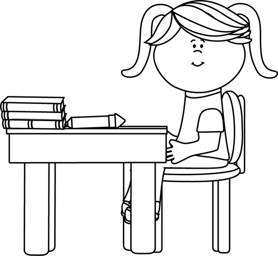 school desk coloring pages restlessgraygirl the bell is ringing school kids school coloring desk pages
