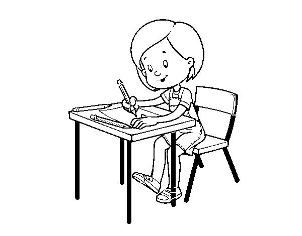 school desk coloring pages school desk coloring page sketch coloring page pages desk coloring school