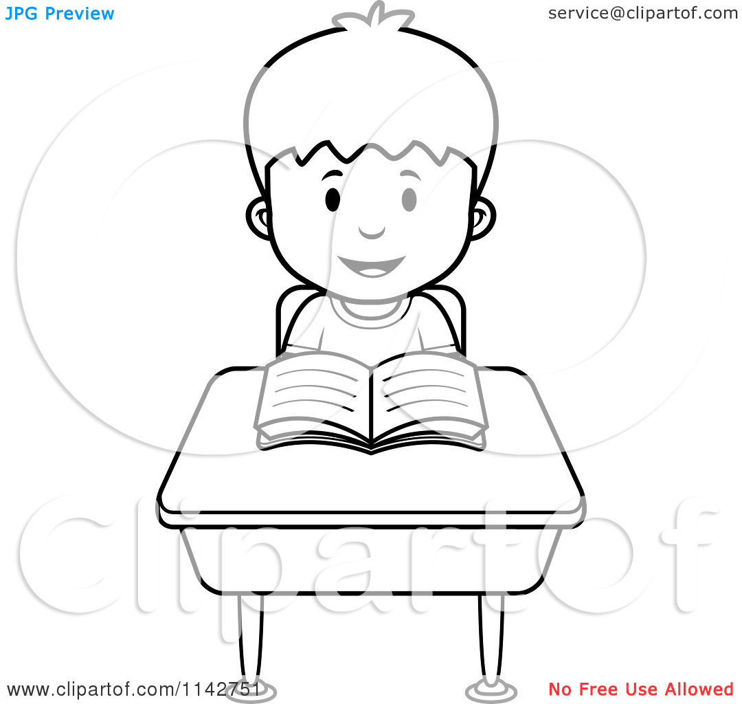 school desk coloring pages students black and white desk clipart clipart kid desk coloring school pages