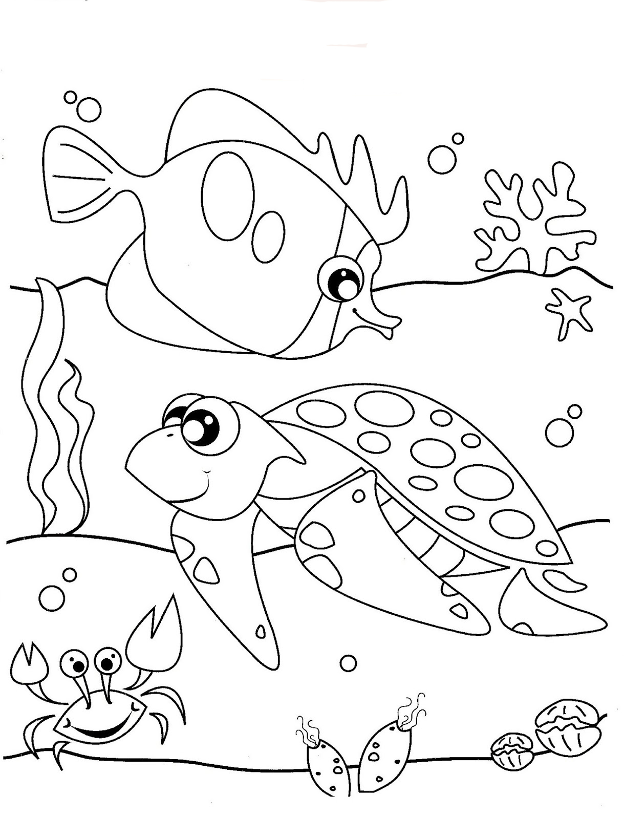 sealife coloring pages sealife coloring pages coloring pages to download and print pages sealife coloring