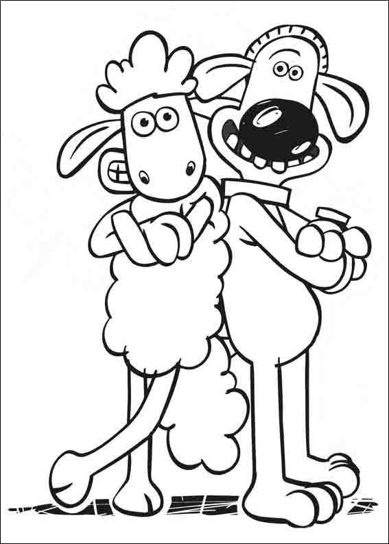 shaun the sheep coloring pages free shaun the sheep coloring pages best coloring pages for kids the shaun sheep coloring pages free