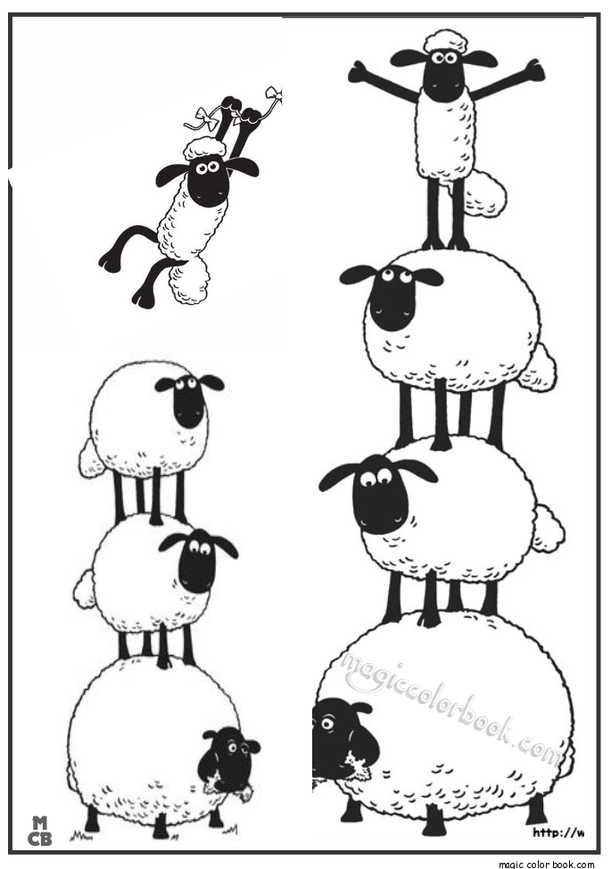 shaun the sheep coloring pages free shaun the sheep coloring pages for kids to print for free pages shaun free coloring the sheep