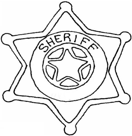 sheriff badge coloring page johnston county sheriff badge coloring page coloring sky badge sheriff coloring page