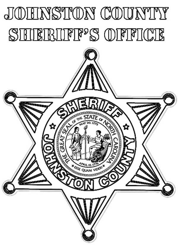 sheriff badge coloring page six point star sheriff badge coloring page coloring sky coloring page badge sheriff