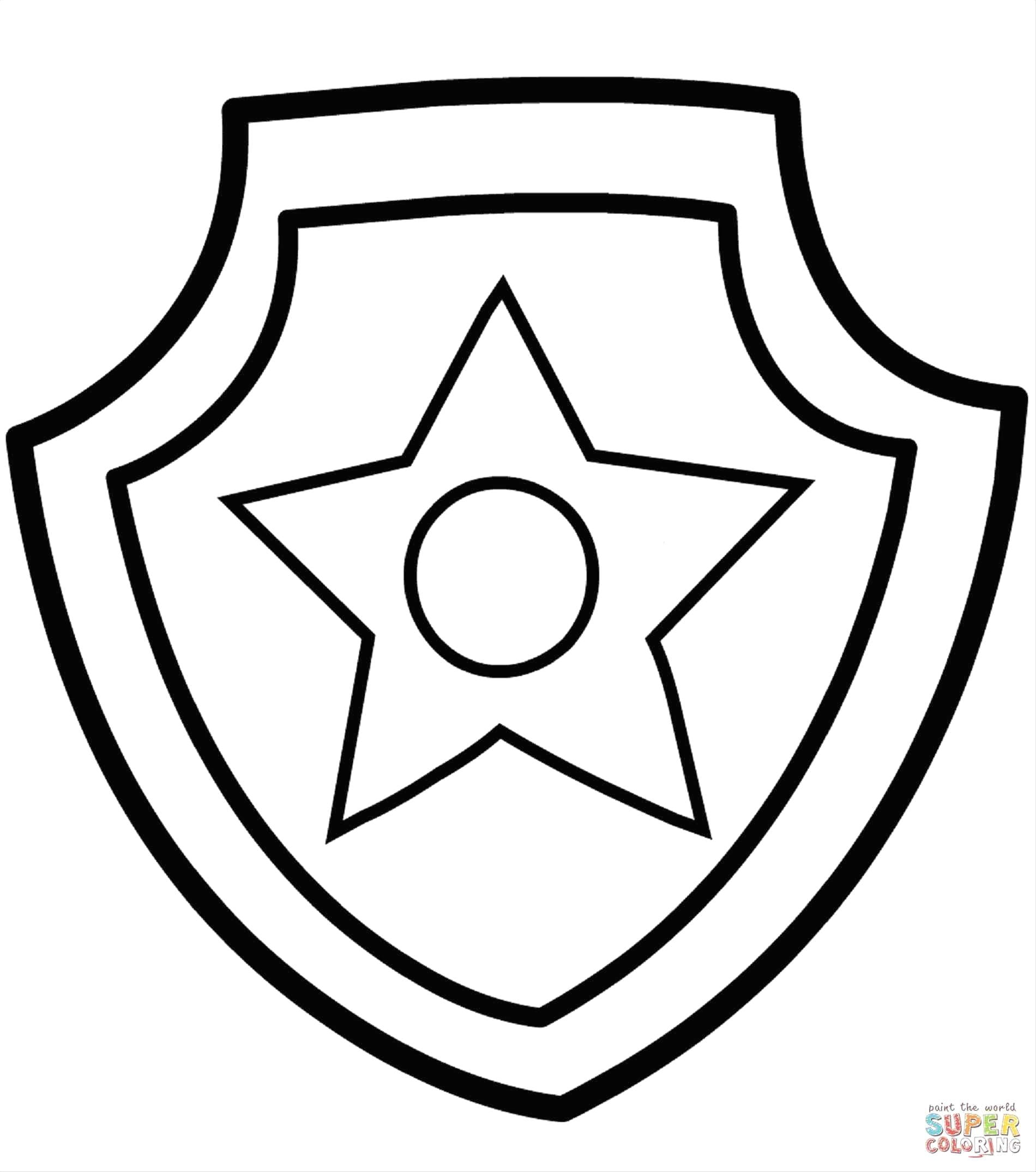 sheriff badge coloring page western sheriff badge coloring page coloring pages coloring sheriff page badge