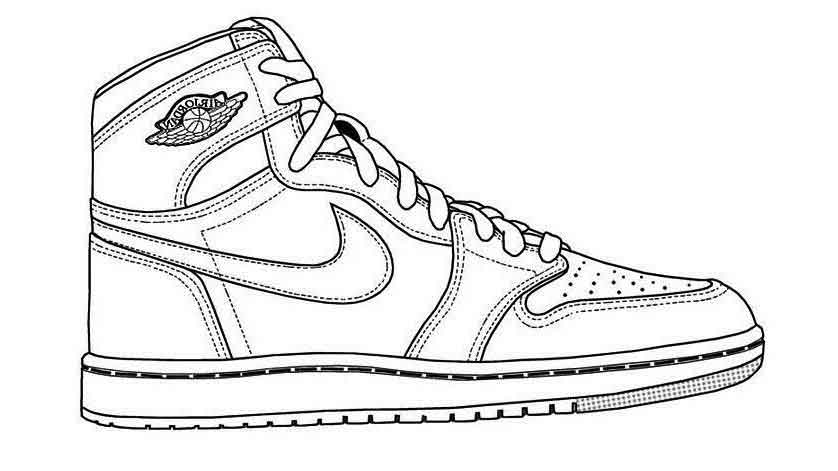 shoes pictures to color coloring pages of shoes coloring home pictures shoes color to