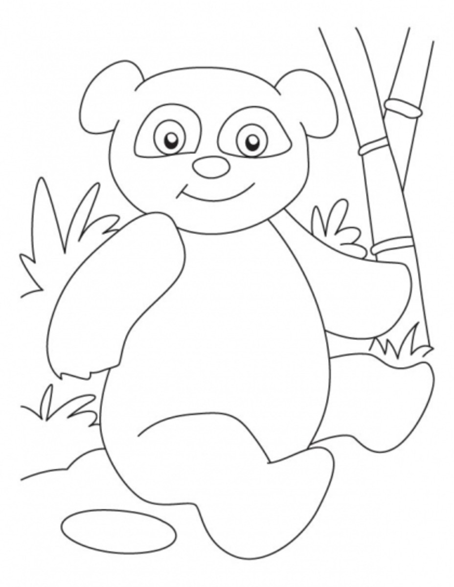 simple panda coloring pages cute panda coloring play free coloring game online coloring simple panda pages