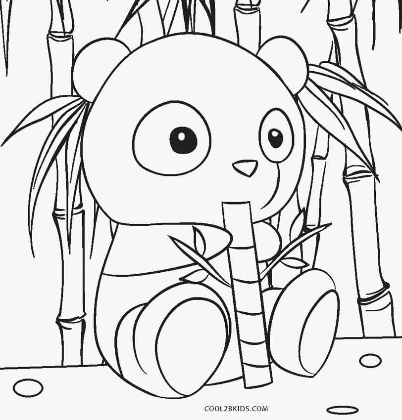 simple panda coloring pages free easy to print panda coloring pages in 2020 panda coloring simple pages