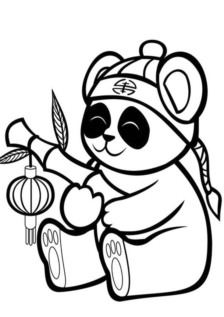 simple panda coloring pages pandas free to color for kids pandas kids coloring pages pages panda coloring simple