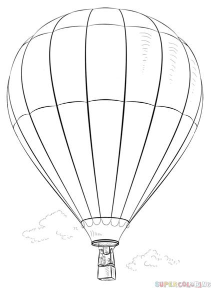 sketch of hot air balloon top 60 releasing balloons clip art vector graphics and balloon air sketch of hot