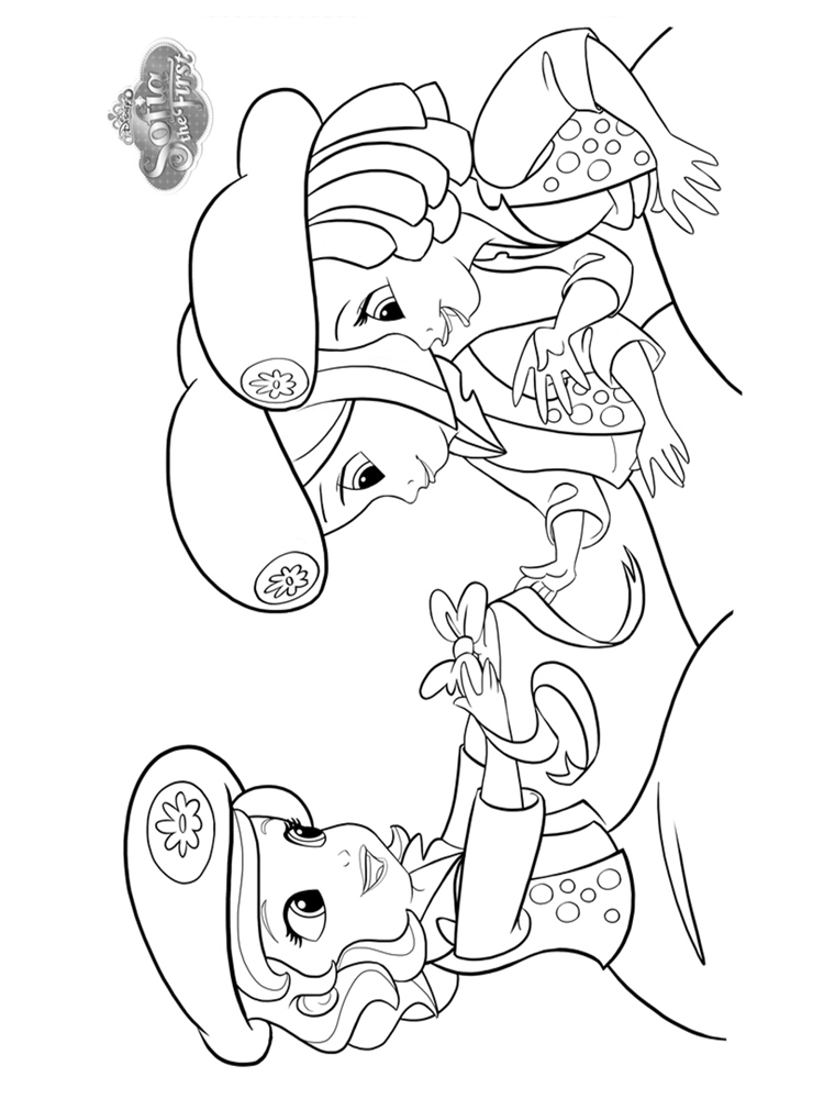 sofia the first coloring pages free sofia the first coloring pages free first sofia coloring free pages the