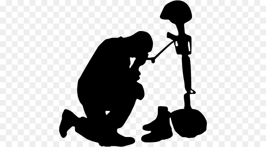 soldier praying silhouette 14 military svg free pics free svg files silhouette and praying silhouette soldier