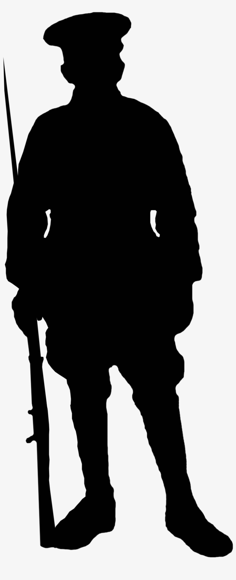 soldier silhouette silhouette 279799 1280 first world war soldier silhouette soldier