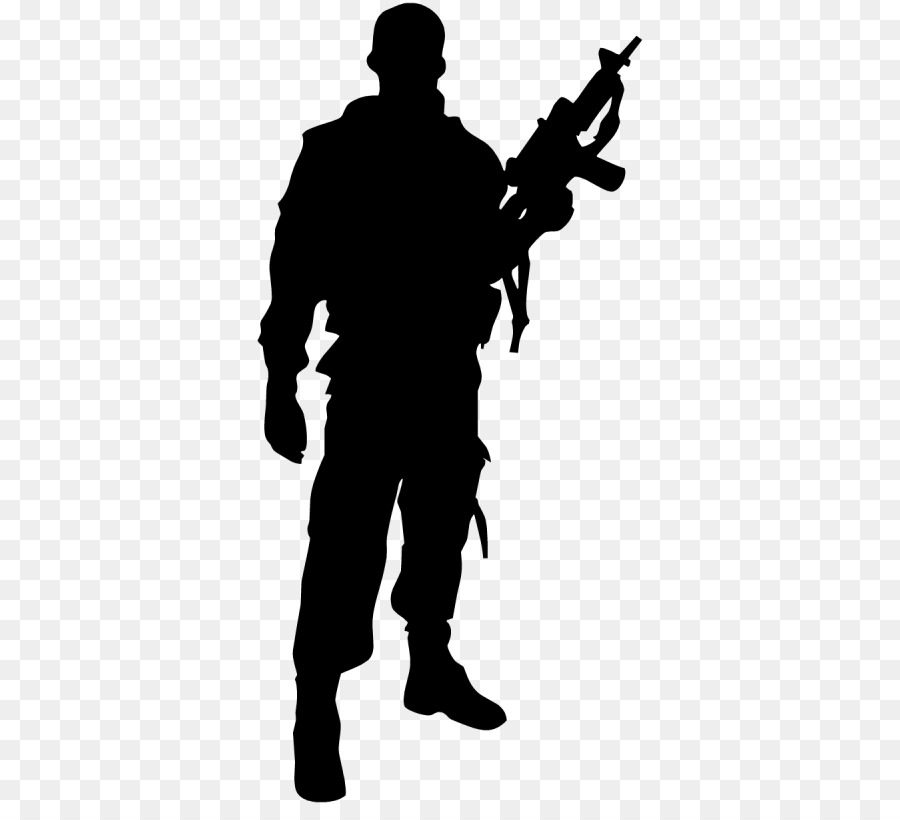 soldier silhouette soldier silhouette png download 390805 free silhouette soldier