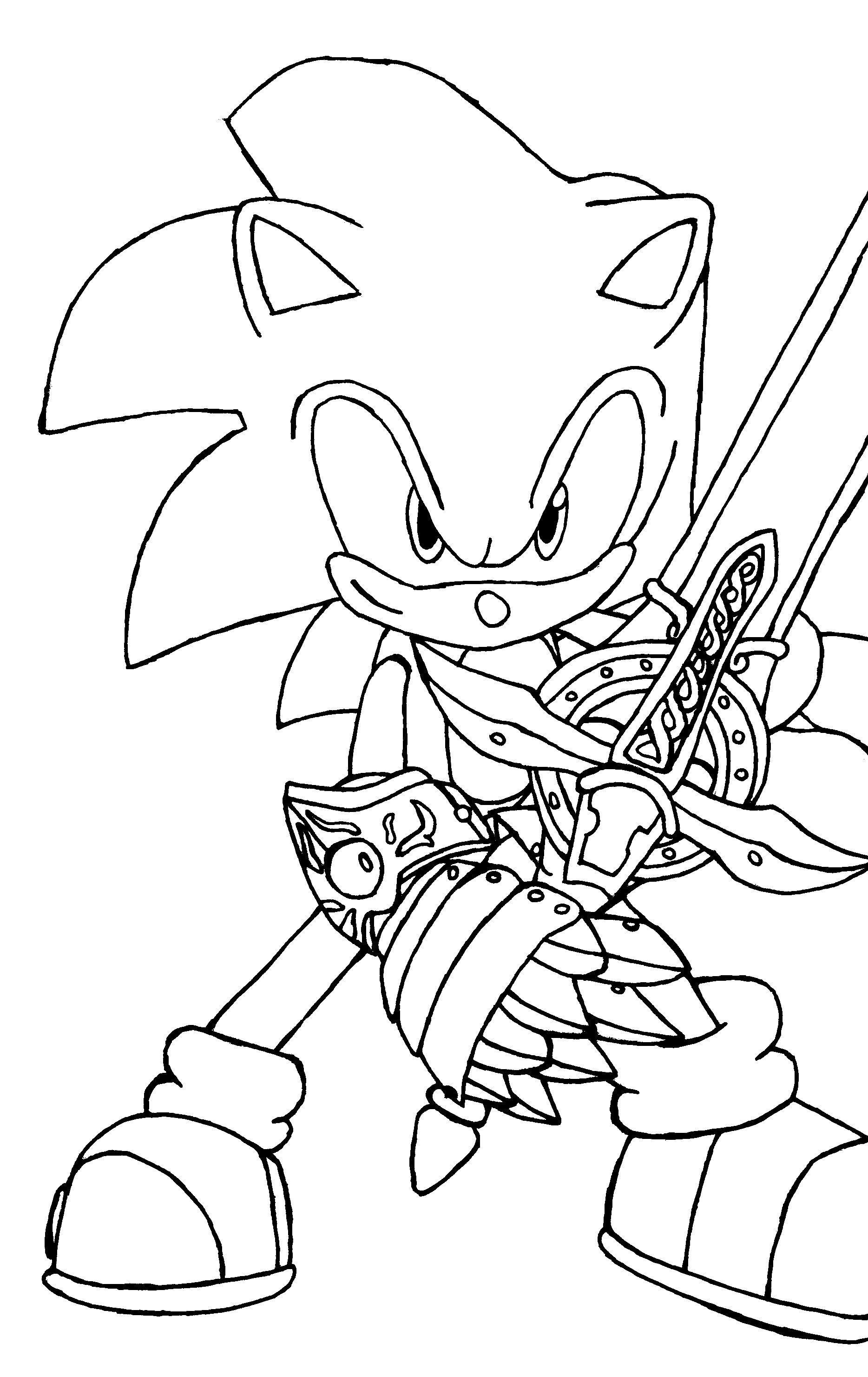 sonic x coloring pages amazing sonic coloring page kids play color coloring x sonic pages