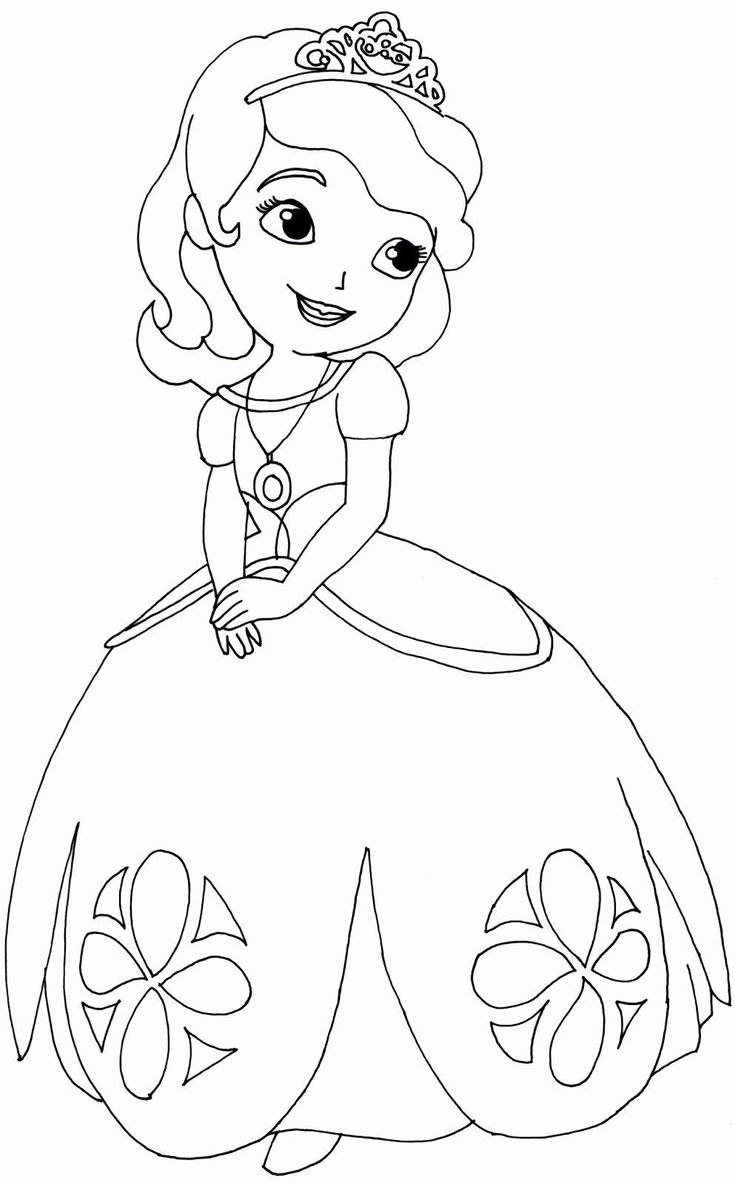 sophia the first coloring pages sofia the first colorings coloring pages to download and first the sophia pages coloring
