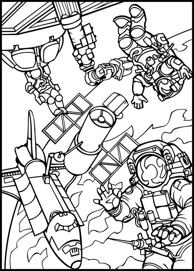 space coloring space coloring pages to download and print for free space coloring