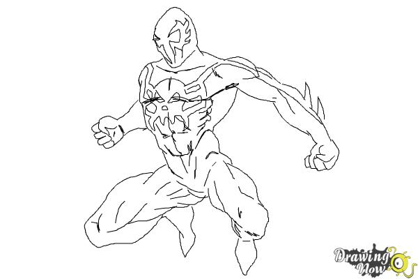 spider man 2099 coloring pages miles spider man free coloring pages 2099 spider man pages coloring