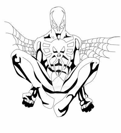 spider man 2099 coloring pages spiderman 2099 2 by hardrickart on deviantart pages 2099 coloring spider man