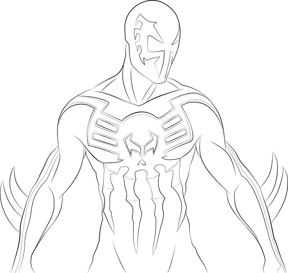 spider man 2099 coloring pages spiderman coloring pages printable pages 2099 coloring spider man
